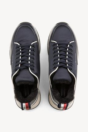 Tommy Hilfiger Kadın Cool Technical Satın Sneaker 3