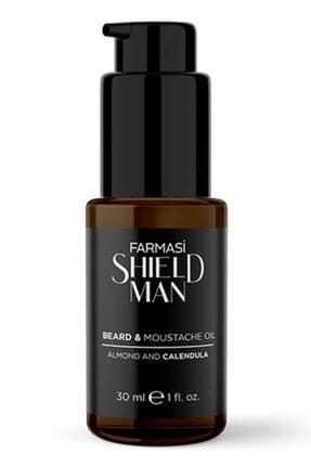 Farmasi Shield Man Sakal Ve Bıyık Bakım Yağı 30 Ml. 0