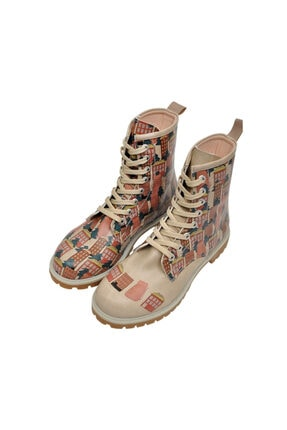 Dogo Home Sweet Home / Long Boots Kadin Bot 0