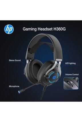 HP H360g 7.1 Surround Usb Gaming Oyuncu Kulaklığı 1