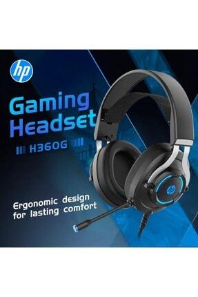 HP H360g 7.1 Surround Usb Gaming Oyuncu Kulaklığı 2