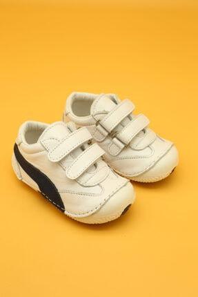 Db Kids Bebek  Ilk Adım Bebek Ayakkabısı Beyaz B108 0