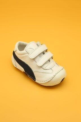 Db Kids Bebek  Ilk Adım Bebek Ayakkabısı Beyaz B108 2