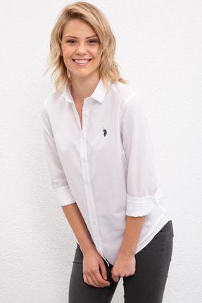 US Polo Assn Kadın Gömlek G082GL004.000.1177173 0