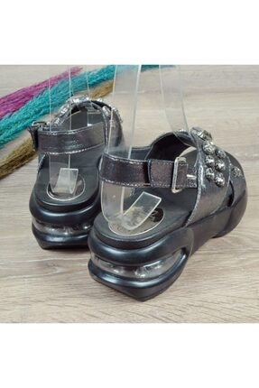 Guja 416 Kadın Taşlı Sandalet 3