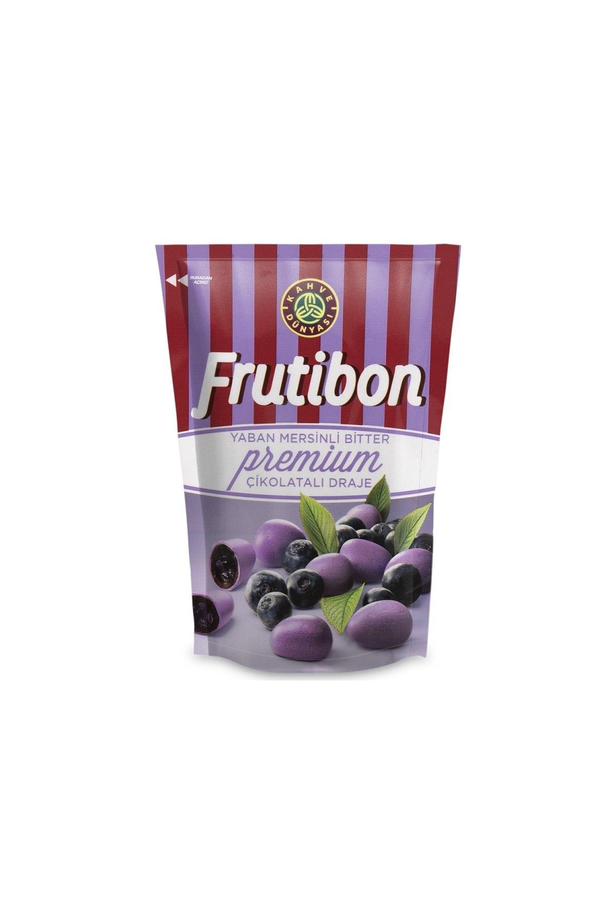 Kahve Dünyası Frutibon Cranberry Bitter 150 gr 1
