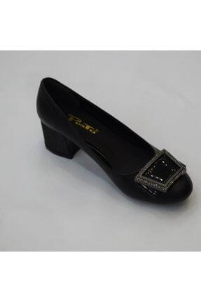 PUNTO Kadın Siyah Rolax Ayakkabı 1