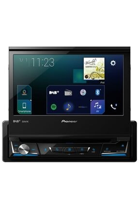 Pioneer Avh-z7000dab Multimedya Carplay Android Auto Indash Oto Teyp 0