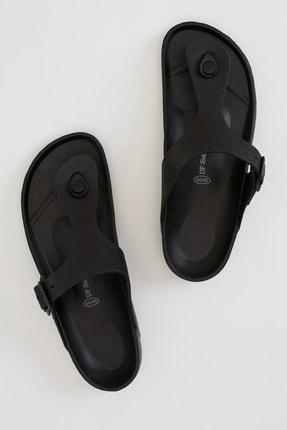 Defacto Erkek Siyah Parmak Arası Terlik R5632AZ.20SP.BK23 0