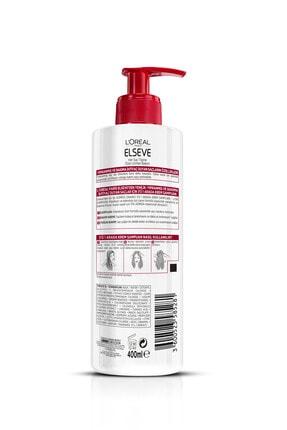 Elseve Komple Onarıcı 5 3'ü 1 Arada Low Shampoo Krem Şampuan 3600523585281 3