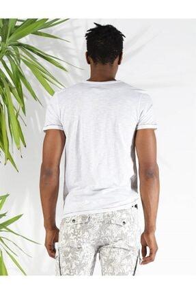 Twister Erkek Slım Fıt Ets 1434 (t) Beyaz 3