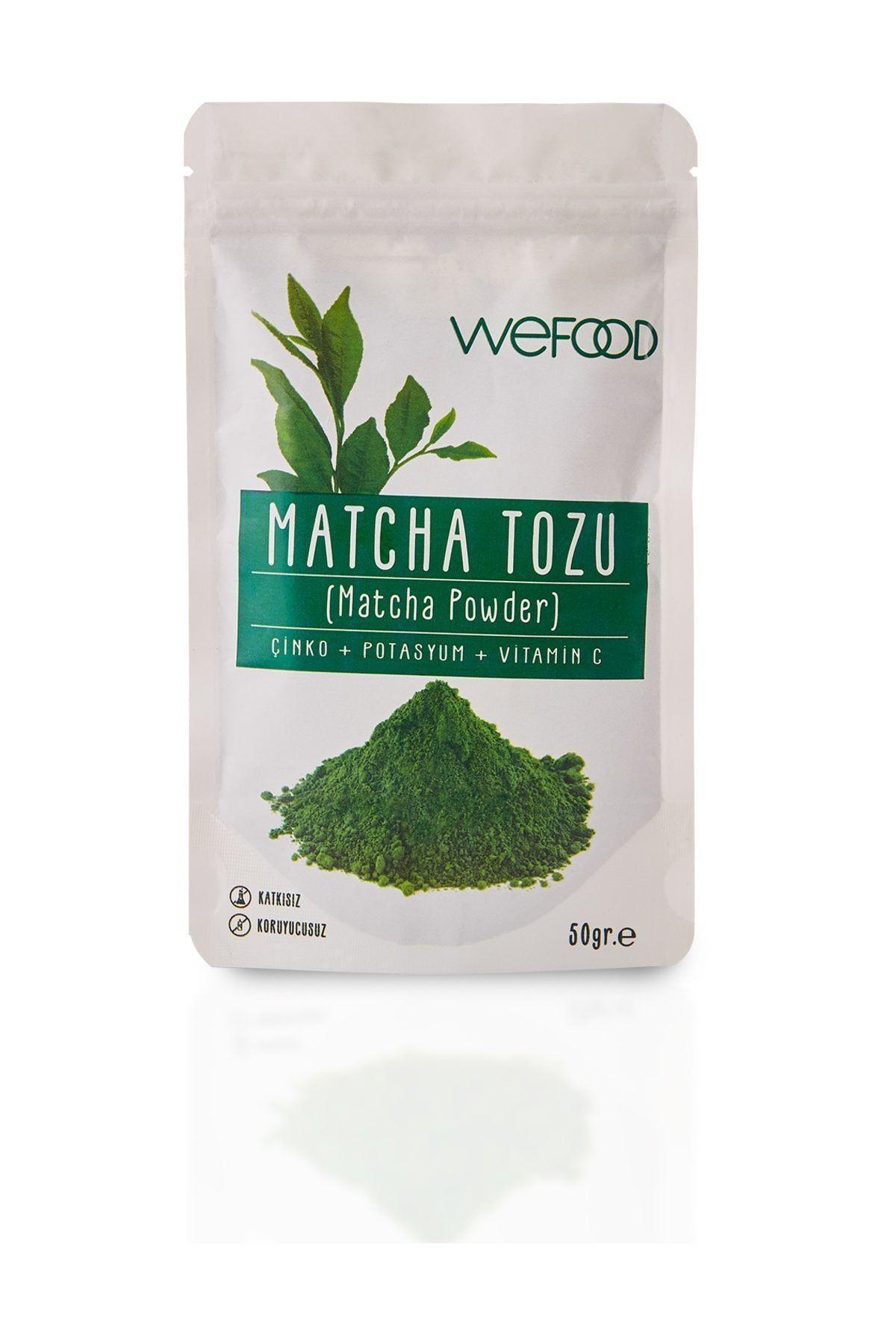 Wefood Matcha Tozu 50 gr 1