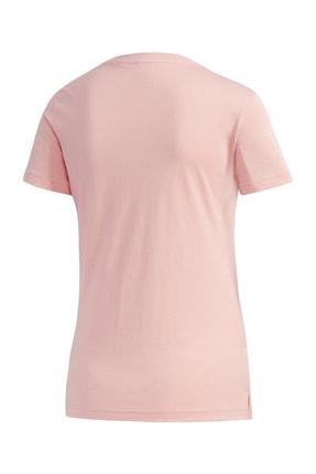 adidas Kadın T-Shirt -  W Adı Clock T  - FM6152 4