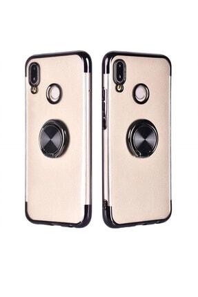 Omelo Apple Iphone 6s Kılıf Yüzük Standlı Metal Manyetikli Tutucu Silikon Hediyeli 0
