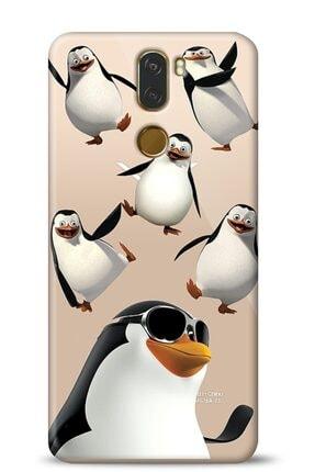 Eiroo Vestel Venus Z30 Happy Penguins Kılıf 0