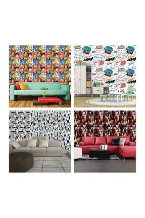 Lade Collection Popart Duvar Kağıtları 16-512101 1
