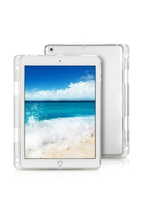 Dijimedia Apple Ipad Pro 12.9 Kalemli Tablet Silikon Kılıf 0