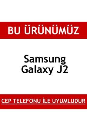 BCA Samsung Galaxy J2 Şeffaf Silikon Kılıf Ultra Ince 0,20 Mm 1