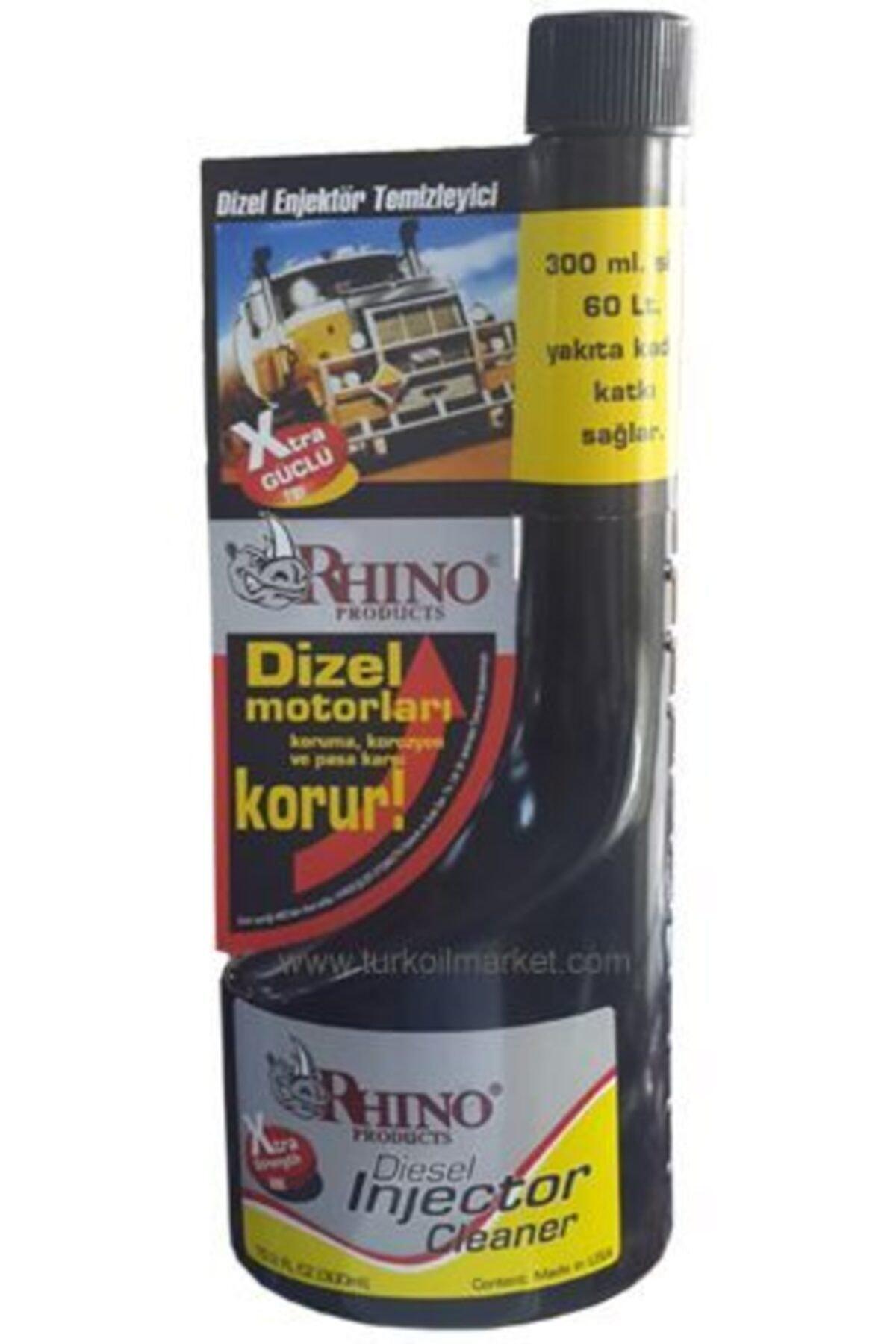 Rhino Products Enjektör Temizleyici