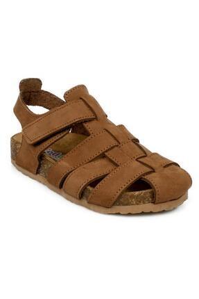 Toddler 4682 P Tarçın Çocuk Sandalet 0