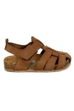 Toddler 4682 P Tarçın Çocuk Sandalet 1