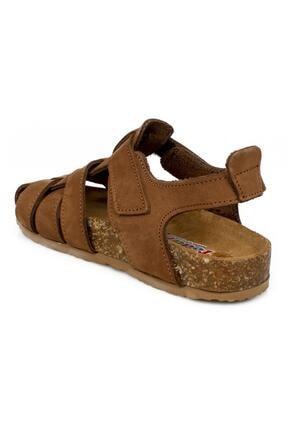 Toddler 4682 P Tarçın Çocuk Sandalet 3