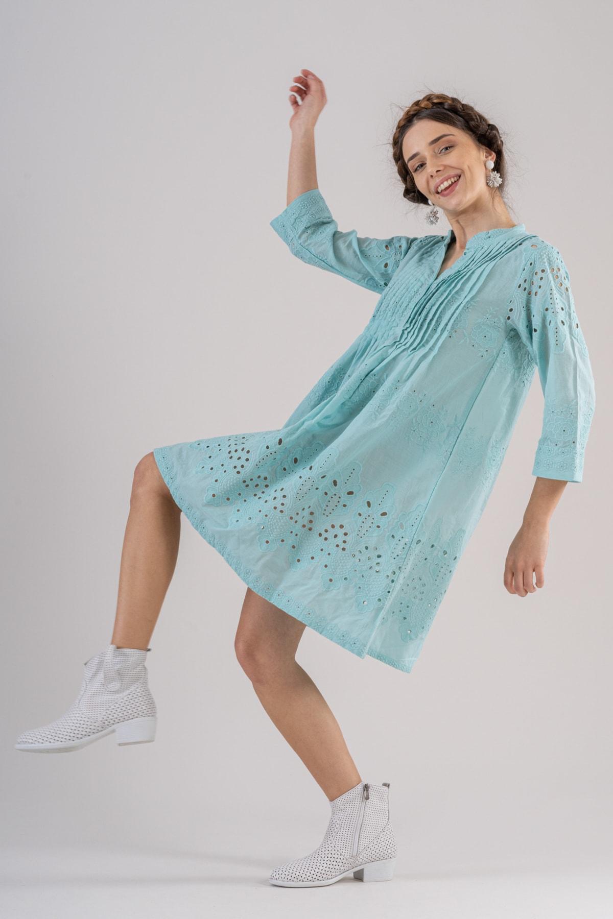 Kadın Pamuk Elbise