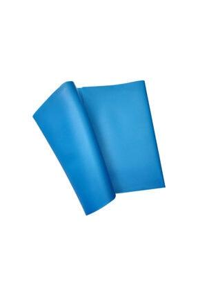 epazzar Mavi Pilates Lastiği  120cm*15cm*0.55mm 0