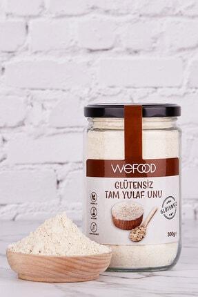 Wefood Glutensiz Tam Yulaf Unu 300 gr 2