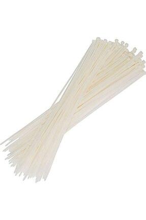 Baytec Plastik Kelepçe Kablo Bağı Cırt Kelepçe 37 cm 100 Adet 0