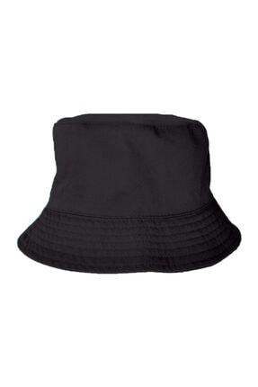 Mozto Siyah Bucket Şapka 1