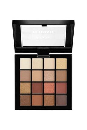 NYX Professional Makeup Göz Farı Paleti - Ultimate Shadow Pallette Warm Neutrals 2