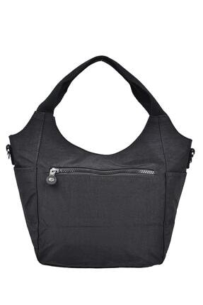 Smart Bags Omuz Ve El Çantası Siyah 3079 2