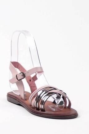 Oioi Pudra Kadın Sandalet 1017-123-0003_1013 1