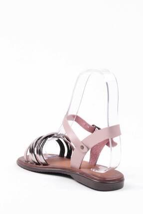 Oioi Pudra Kadın Sandalet 1017-123-0003_1013 2