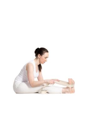 Svava Yoga Kemeri, Organik Pamuk Yoga Kayışı (boyasız) 4