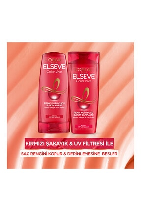 Elseve Color Vive Saç Kremi 360 ml 4