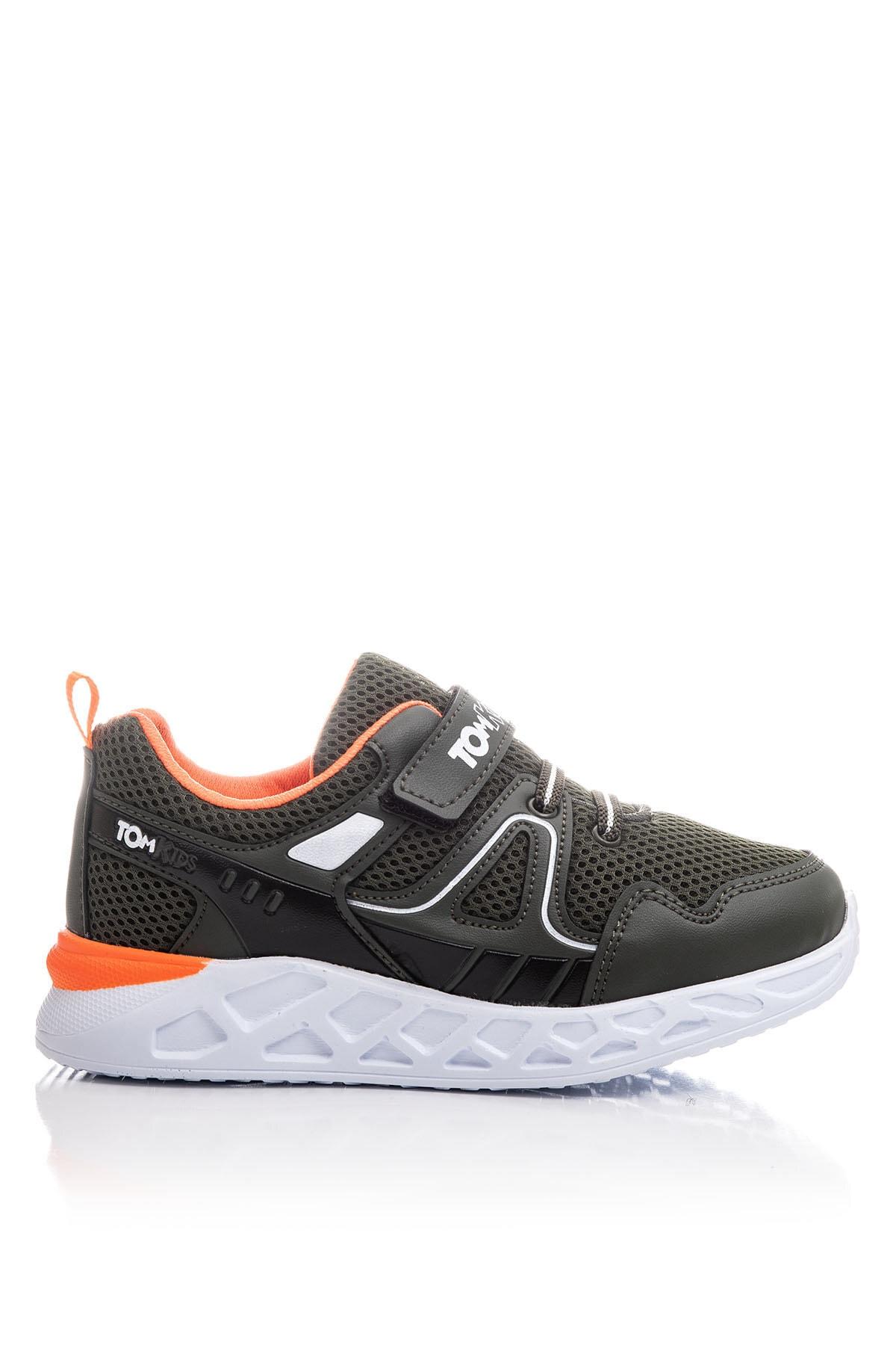 Tonny Black Erkek Çocuk Haki Spor Ayakkabı TB3401-3 2