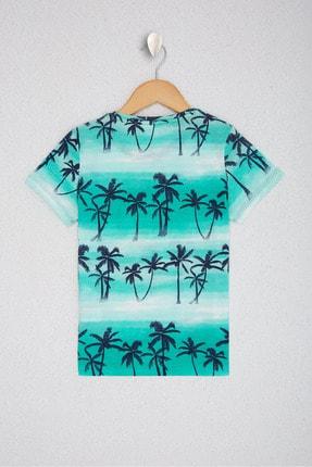 US Polo Assn Yesil Erkek Çocuk T-Shirt 1