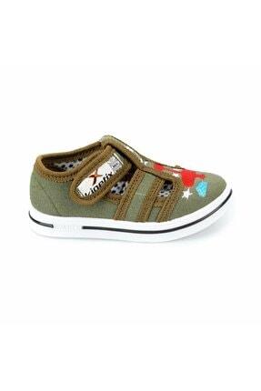 Kinetix Hakı Erkek Çocuk Sneaker Ayakkabı 1