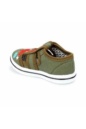 Kinetix Hakı Erkek Çocuk Sneaker Ayakkabı 2