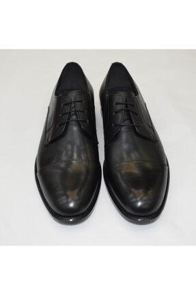 PUNTO Erkek Siyah Antik Klasik Ayakkabı  464074 4