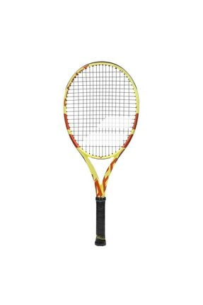 "BABOLAT Pure Aero Jr26"" Roland Garros Çocuk Tenis Raketi 0"