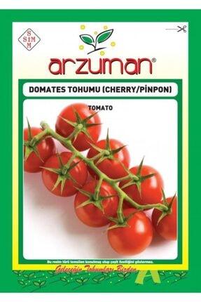 aktarix Arzuman Chery Çeri Pinpon Domates Tohumu Paket 250 Tohum 0