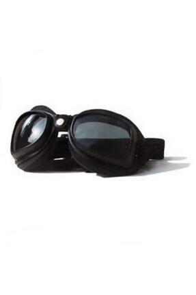 Markapet Dog Goes Basic Iı Küçük Siyah Çerçeve Siyah Camlı 0