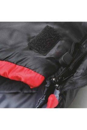 Loap Kırmızı Siyah Dauhali -3°c Uyku Tulumu 1