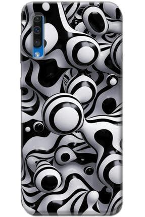 Noprin Samsung Galaxy A50 Kılıf Silikon Baskılı Desenli Arka Kapak 0
