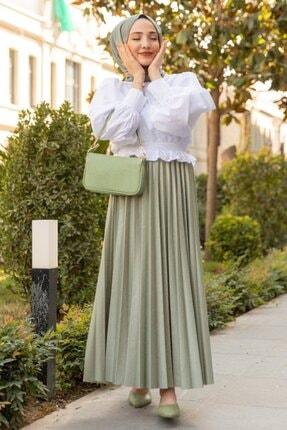 Gizce Holly Mint Yeşili Takım 2