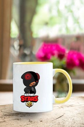 Phi Ajans Brawl Stars - Leon- Sarı Kupa-5 0