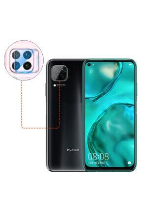 Dijimedia Huawei P40 Lite Nano Kamera Camı Kamra Koruyucu Lens 1